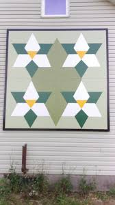 852 best Barn Quilts and Mailbox Quilts images on Pinterest | Barn ... & PEC Barn Quilt Trail - Trillium Adamdwight.com