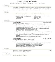 Computer Science Resume Template Amazing Computer Science Resume Sample Repair Technician Self Employed