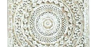 wood carved wall art white decor for carved wood wall art