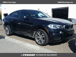 2015 Used BMW X6 xDrive35i at BMW of San Diego Serving San Diego ...