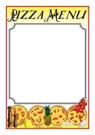 printable frame templates menu writing frames and printable page borders ks1 ks2 sparklebox