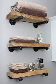 Diy Industrial Regal Design Style Selber Machen Badezimmer