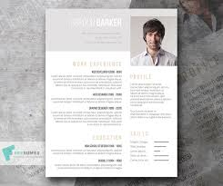 Resume Portfolio Template Pay What You Want Resume Template Smart Portfolio  Template