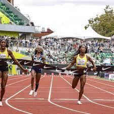 Sha'Carri Richardson humbled in 100m ...