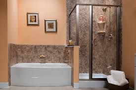 bathroom remodeling bay area. Tub-to-Shower Conversion | Bathroom Remodel Bay Area USA Bath California Remodeling In A