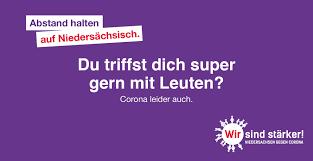 Audritz hatte erklärt, dass ohne schutzkleidung eine zusätzliche. Aktuelle Informationen Zum Coronavirus Portal Niedersachsen
