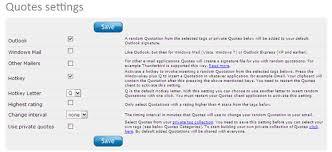 Email Signature Quotes Beauteous Customize Email Signature With Random Quotes [Windows]
