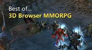 best of 3d browser mmorpg