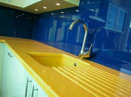 10 most popular kitchen countertops yellow lava stone kitchen countertop
