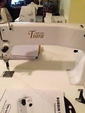 Long Arm Quilting Machine | eBay & *TIARA 16-INCH LONGARM QUILTING MACHINE*USED*MODEL BLTR16* Adamdwight.com
