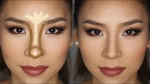 how to contour highlight your nose in less than 5 minutes