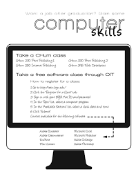 gain some computer skills byu english department internships no matter your skill level so check out the information below and go get yourself signed up for a class today you can click the image to enlarge it