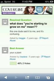 Funny Yahoo Answers Fails   funny yahoo answers  yahoo answers     Pinterest
