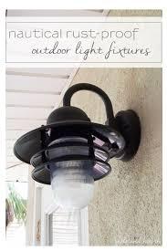 funky outdoor lighting. Funky Junk · Rust-Proof Outdoor Light Lighting