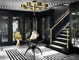 style at home with black walls