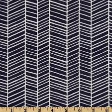 Joel Dewberry Modern Meadow Herringbone Lake - Discount Designer Fabric -  Fabric.com