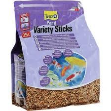 <b>Корм Tetra Pond</b> Variety Sticks для прудовых рыб 3 вида палочек ...