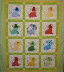Free Quilting, Knitting, Sewing Patterns & Kittens! | Free baby ... & Free Baby Quilt Pattern Adamdwight.com