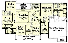 house plan beds baths main floor 2500 sq ft ranch home plans house plan beds baths main floor 2500 sq ft ranch home plans