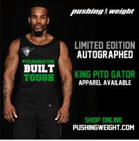 memes beastly and tough team atore built tough pushing limited edition autographed king