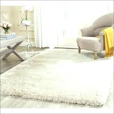 white plush area rug furry rugs white fur area rug awesome furniture awesome white black
