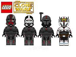 Lego Clone Force 99 / Bad Batch ...
