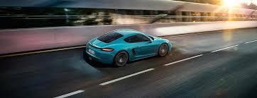 Porsche - 718 Cayman Models  L