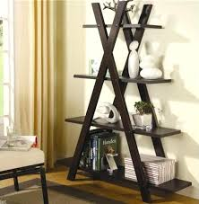 ladder style bookcase ladder style bookcase book shelf ladder style bookcase