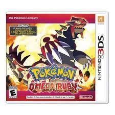 Nintendo Pokemon Omega Ruby 3DS : Amazon.de: Games
