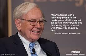 Warren Buffett Quotes Beauteous The 48 Best Warren Buffett Quotes Of All Time Investing Advice For