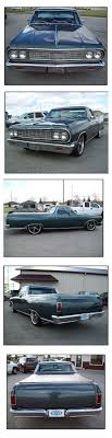 112 best El camino images on Pinterest | Cars, Chevy and Car