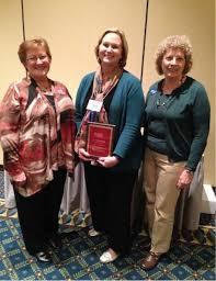 Diane Johnson Receives Kentucky Science Teachers Association Award    Partnership Institute For Math And Science Education Reform   Eastern  Kentucky University