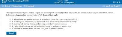 Nursing Nclex Q Bank By Uworld 2019 Nursejournal Org