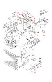similiar vw passat parts diagram keywords details about audi a4 1998 2001 passat 1998 2000 1 9 ltr diesel flange