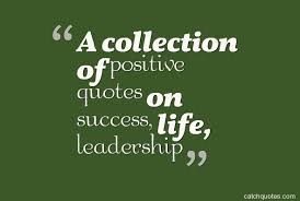 Quotes For A Successful Life