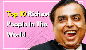 Top 10 Richest People In The World On ...