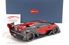 This hot wheels racing channel. Autoart 1 18 Bugatti Vision Gt Year 2015 Italian Red Carbon Black 70988 Model Car 70988 674110709889
