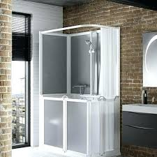 showers cubicles in small bathroom standalone shower cubicles best for small bathrooms shower cubicles for small