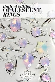 Swarovski Crystal Rings Found Only In Our Winter Collection