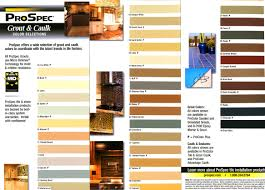 Bonsal Grout Color Chart Products