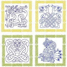 Celtic Knot Embroidery Designs Celtic Animal Designs Bing Images Celtic Animals