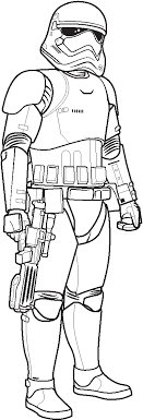 stormtrooper coloring pages order wars print