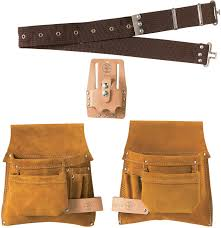 klein tools 42244 nail and tool pouch combination