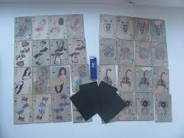 игральные карты тюремные