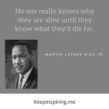 40 Of The Most Powerful Martin Luther King Jr Quotes Ever Cool Famous Martin Luther King Quotes