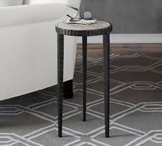 metal accent table. Metal Accent Table D