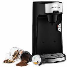 Gourmia's coffee makers have a handful of convenience functionalities. Gourmia Gcm3600 Coffee Tea Maker Walmart Com Walmart Com