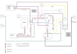 alternator starter wiring diagram detailed schematics diagram john deere mower wiring diagram john deere alternator wiring diagram