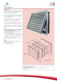 Sand Trap Louver Design Model Fai By Khalid Manufacturing Company Issuu
