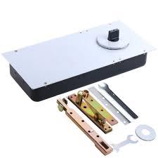 gmt floor spring glass hinge for max door weight 120kg width 800 1000mm for